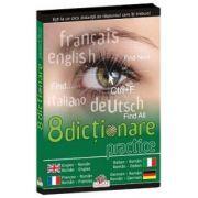 8 dicţionare practice (CD)