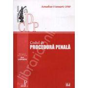 Codul de procedura penala (Actualizat 5 ianuarie 2010) - Ad Litteram