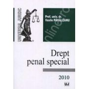 Drept penal special (Pavaleanu)