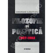 Filozofie si politica 1957-1962