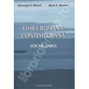 Limba Romana Contemporana - Vocabularul