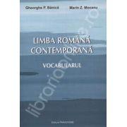 Limba Romana Contemporana - Vocabularul