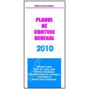 Planul de conturi general 2010 (Aprobat prin OMFP Nr. 3055/2009)