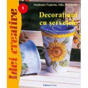 Decoratiuni cu servetele - Idei creative