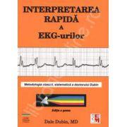 Interpretarea rapida a EKG-urilor. Metodologia clasica, sistematica a doctorului Dubin