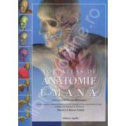 Nou atlas de anatomie umana