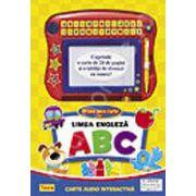 Limba engleza ABC - prima mea carte de limba engleza