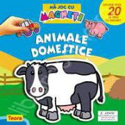 Animale domestice. Ma joc si invat