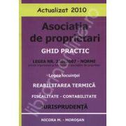 Asociatia de proprietari. Ghid practic (actualizat 2010)