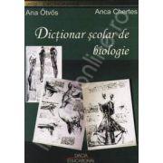 Dictionarul scolar de biologie