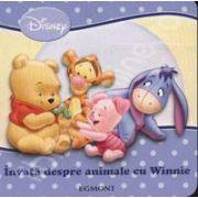 Invata despre animale cu Winnie