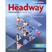 New Headway Intermediate (4th Edition) Workbook with key