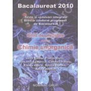 Bacalaureat 2010. Chimie anorganica (Ghid de pregatire)