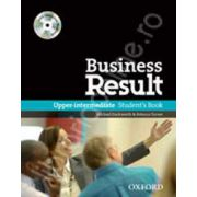 Business Result Upper Intermediate Students Book with Interactive Workbook on CD-ROM