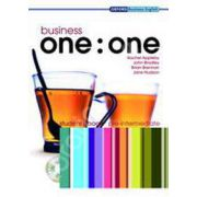 Business one:one Pre-Intermediate Students Book with MultiROM