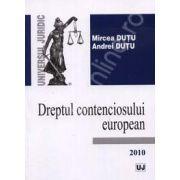 Dreptul contenciosului european