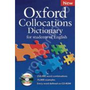 Oxford Collocations Dictionary for Students of English with CD-ROM (For students of English)