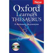 Oxford Learners Thesaurus with CD-ROM (A dictionary of synonyms)