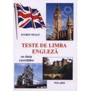 Teste de limba engleza cu cheia exercitiilor