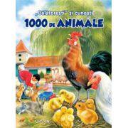 'Calatoresti'si cunosti 1000 de animale