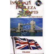Invatati engleza rapid (contine CD)