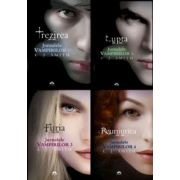 Colectia - Jurnalele Vampirilor (REUNIUNEA). Trezirea, Lupta, Furia, Reuniunea