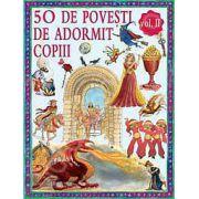 50 de povesti de adormit copiii, volumul II