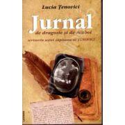 Jurnal de dragoste si de razboi - scrisorile sotiei capitanului Tenovici