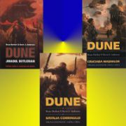 Trilogia Legendele Dunei - Batalia Corrinului, Cruciada Masinilor, Jihadul Butlerian