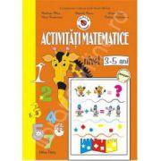 Activitati matematice, 3-5 ani