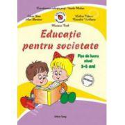 Educatie pentru societate, 3-5 ani