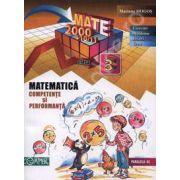 Matematica clasa a III-a (2000+10/11). Competente si performante (Exercitii, probleme, jocuri, teste)