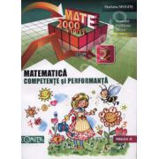 Matematica clasa a II-a (2000+10/11). Competente si performante (Exercitii, probleme, jocuri, teste)