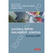 Alegerile pentru Parlamentul European. Romania 2009
