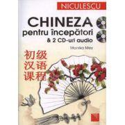 Chineza pentru incepatori cu 2 CD-uri audio