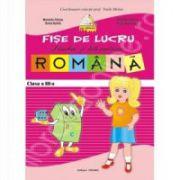 Fise lucru limba romana cls a III-a (Roz)