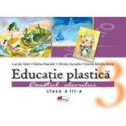 Educatie plastica. Caietul elevului, clasa a III-a (Lucian Stan)