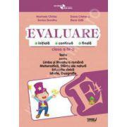 Evaluare - teste romana, matematica, cunoasterea mediului, educatie civica, istorie si geografie clasa a IV-a (Mov)