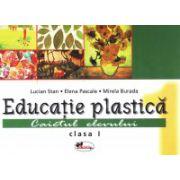 Educatie plastica - caietul elevului - clasa I (Stan)