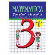 Matematica. Caietul elevului pentru clasa a III-a. Partea I - Stefan Pacearca