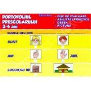 Portofoliul prescolarului 3-4 ani