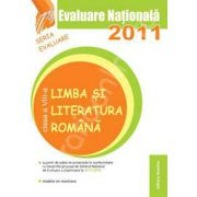 Evaluare nationala 2011 - Limba si literatura romana clasa a VIII-a (Goran)