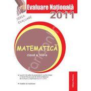 Evaluare nationala 2011 - Matematica clasa a VIII-a (Marius Lobaza)