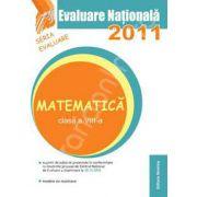 Evaluare nationala 2011 - Matematica clasa a VIII-a (Petrus Alexandrescu )