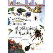 Insecte si paianjeni - Prima mea enciclopedie (Pentru anii 8-13)