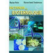 Dictionar de BIOTEHNOLOGIE