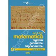 Algebra, geometrie si trigonometrie clasa a IX-a