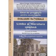 Evaluare nationala 2011. Limba si literatura romana 50 de teste pregatitoare