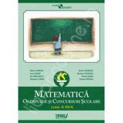 Olimpiade si concursuri scolare, matematica, clasa a VII-a