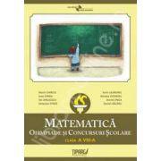 Olimpiade si concursuri scolare, matematica, clasa a VIII-a